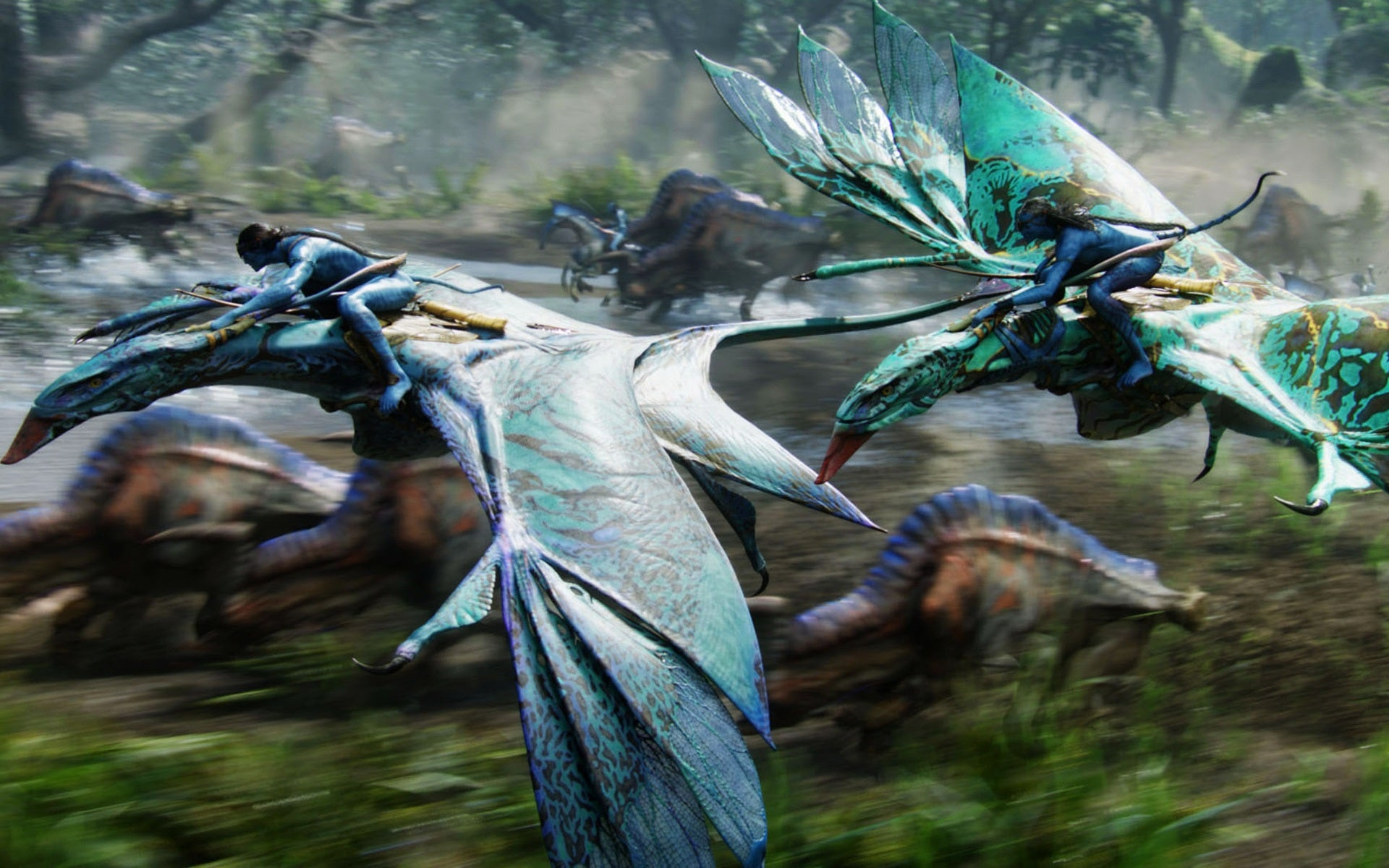 James cameron promises that avatar 2 will make you soil for Soil yourself