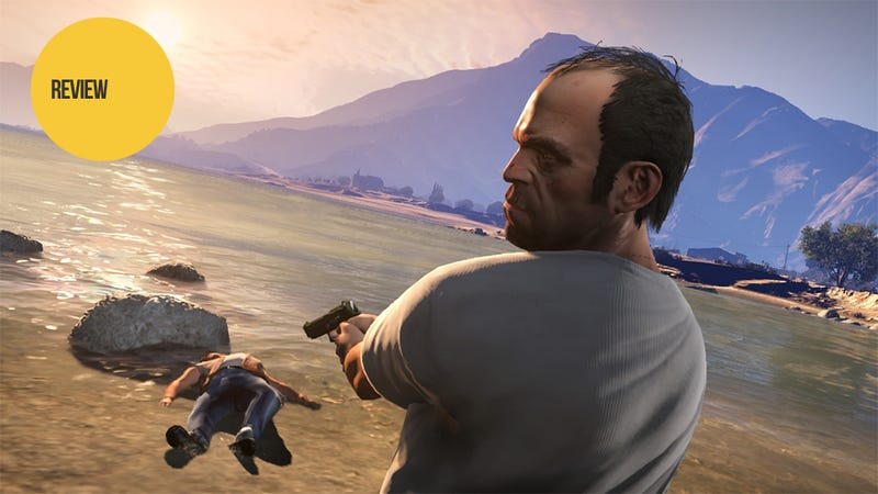 Illustration for article titled Grand Theft Auto V: The Kotaku Review