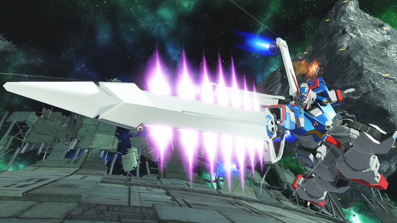 Bandai Namco will release Gundam Versus on September 29