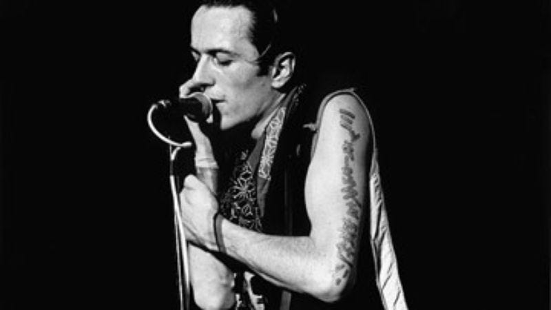 Illustration for article titled Joe Strummer: The Future Is Unwritten