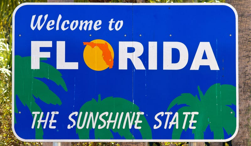 Illustration for article titled A Jalopnik Year-End Salute To Florida, America's Craziest State