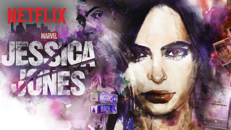 Illustration for article titled Jessica Jones is Better than Daredevil and Most Other TV Shows