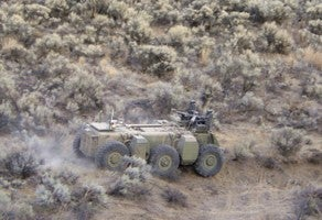 Illustration for article titled Crusher: Autonomous War Wagon
