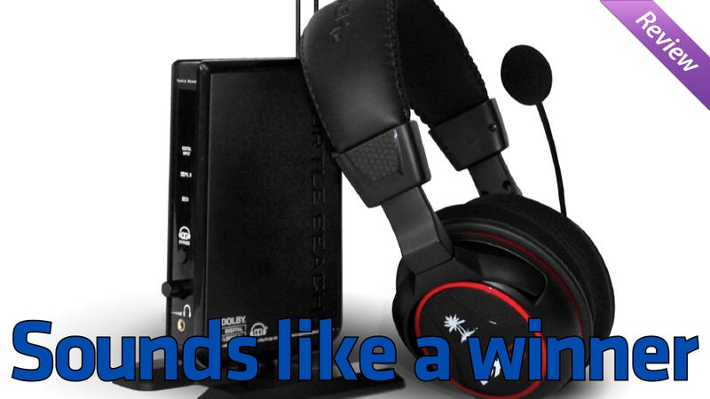 Illustration for article titled A Fistful Of Dollars Gets You An Earful With Turtle Beach's PX5