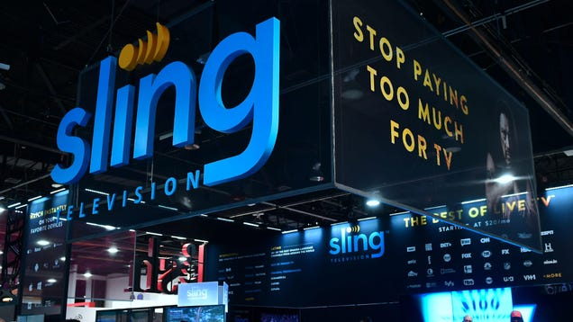 Great, Now Sling TV and Dish Are Losing MASN and NBC Regional Sports Networks