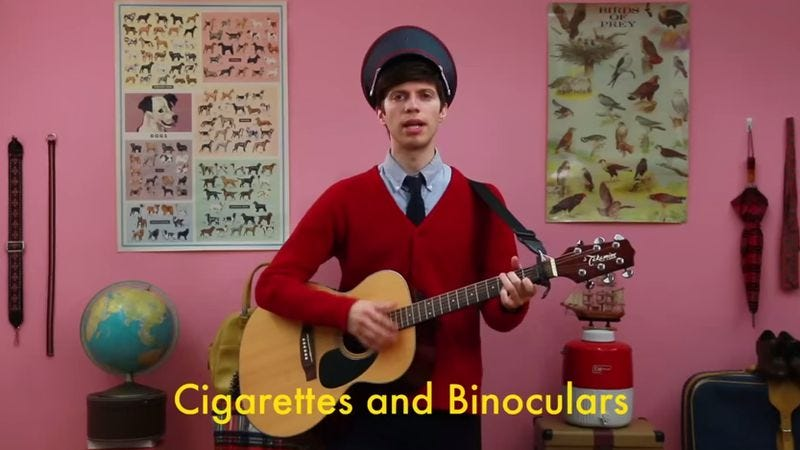 """Illustration for article titled Upright Citizens Brigade presents """"The Kid In Every Wes Anderson Movie"""""""