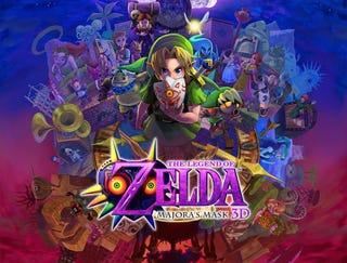Illustration for article titled The Legend of Zelda: Majora's Mask - A Story About Loss