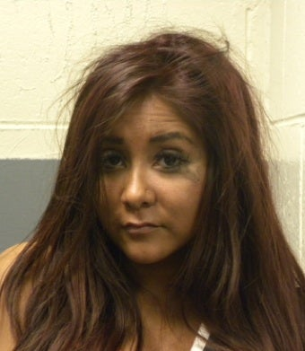 Illustration for article titled Snooki Charged With Being Criminally Annoying