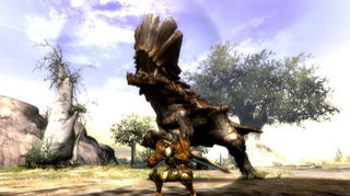 Illustration for article titled Now Square Enix Has A Monster Hunter Type Game