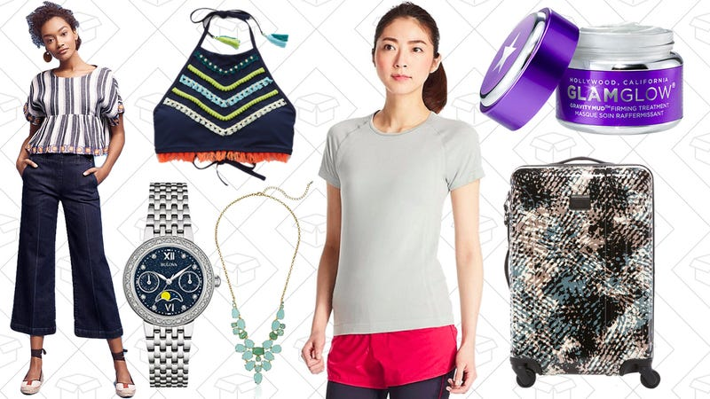 Illustration for article titled Today's Best Lifestyle Deals: Aerie, Uniqlo, Anthropologie, GlamGlow, TUMI, and More