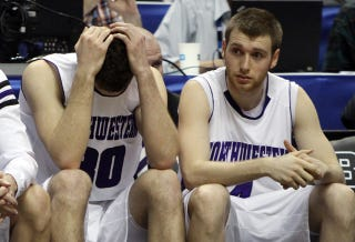 Illustration for article titled The Northwestern Wildcats Will Not Be Going Dancing