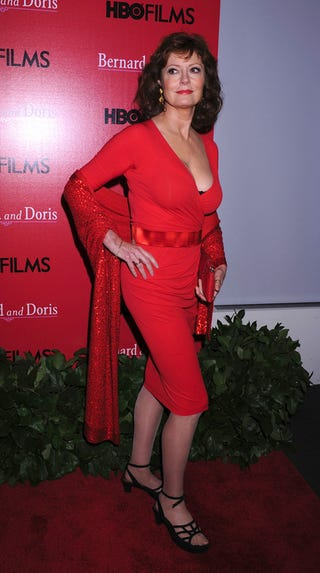 Susan Sarandon Red Hot-1645