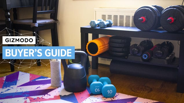 The Best Home Gym Equipment for Gadget Nerds