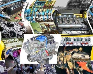 Illustration for article titled Engine Of The Day Overload!