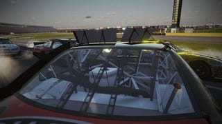 Illustration for article titled NASCAR 2011 Screens Get Loose In Turn Three