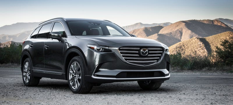 Mazda cx 9 turbo