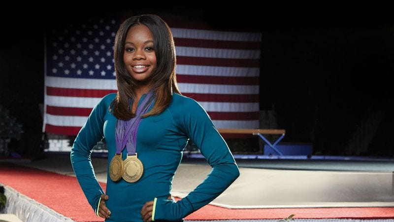 Illustration for article titled The Gabby Douglas Story is a whitewashed look at the Olympian