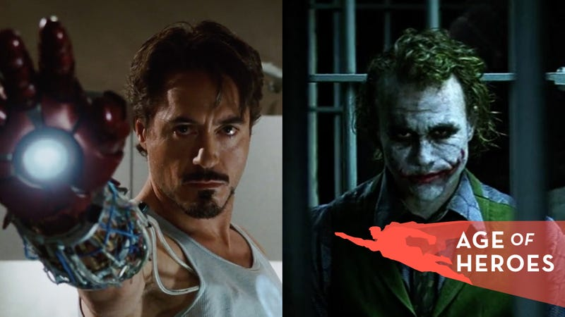 Iron Man And The Dark Knight 10 Years Later