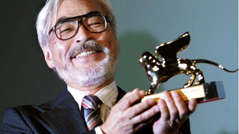 Illustration for article titled Hayao Miyazaki Is Retiring