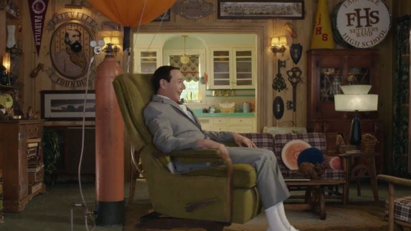 Illustration for article titled Pee-wee Herman will set off on his Big Holiday in March on Netflix