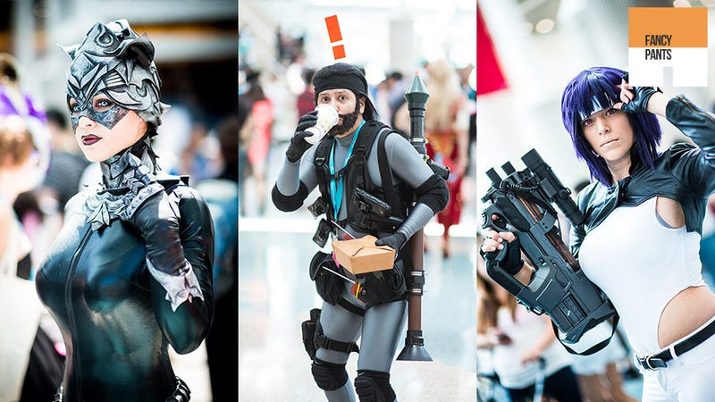 Illustration for article titled Big Conventions Bring Out The Best Cosplayers