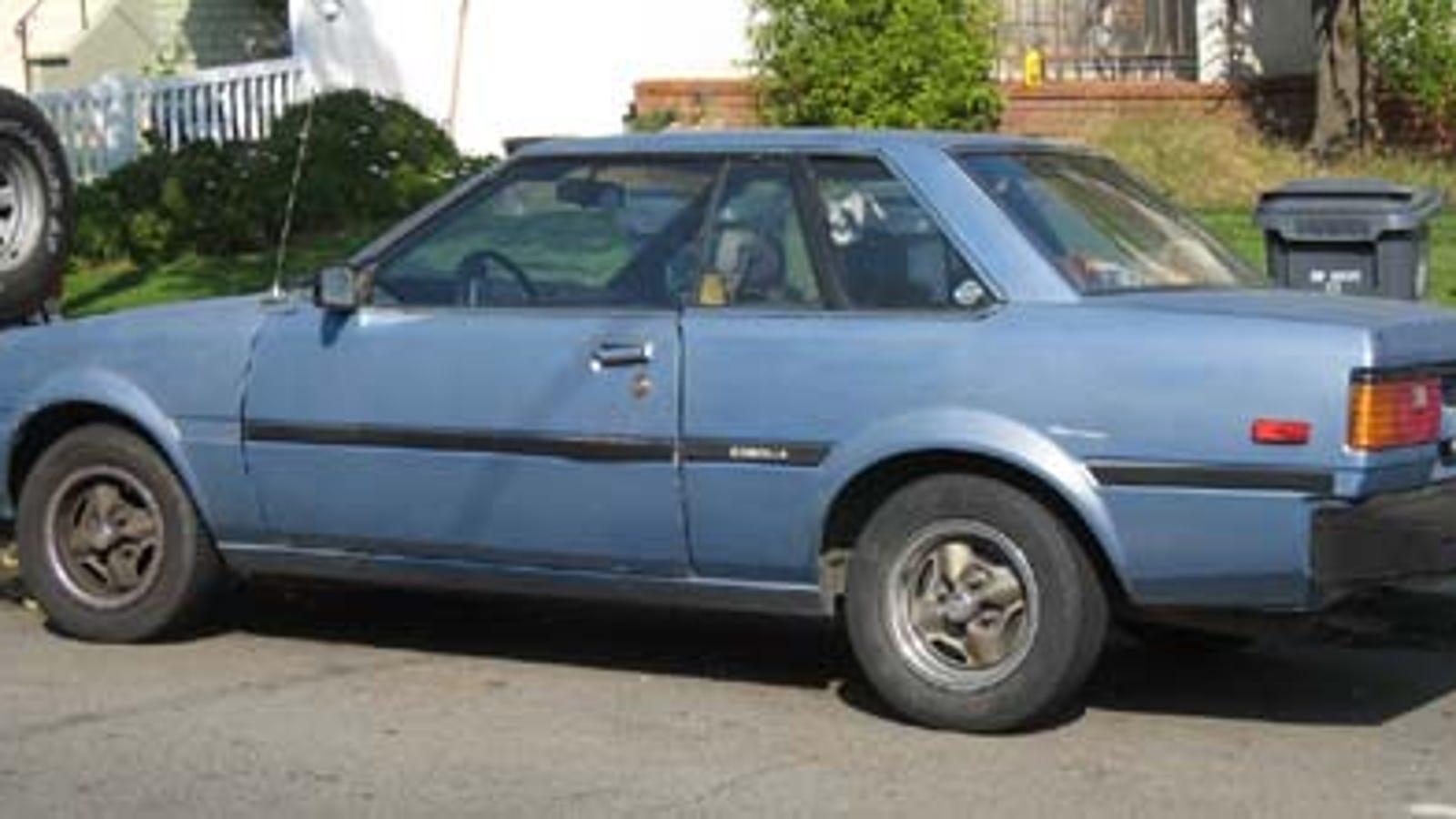 Progressive Near Me >> 1982 Toyota Corolla