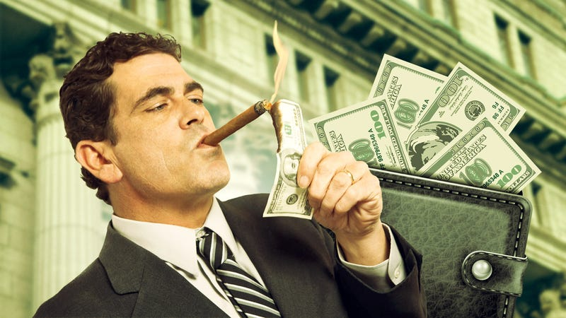 The Best Personal Finance Tips from Evil Millionaires