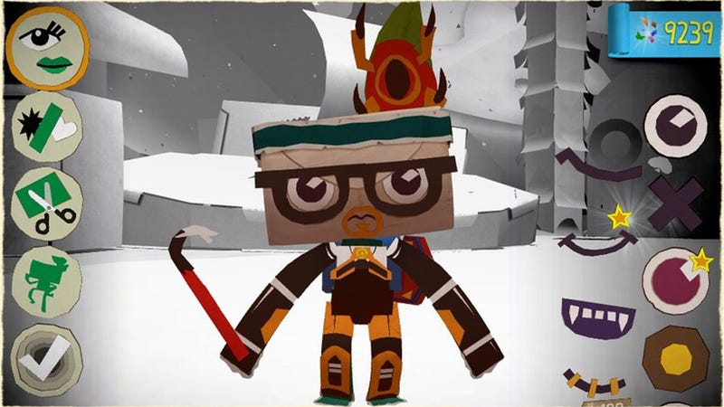 Illustration for article titled Tearaway Makes Half-Life...Cute?