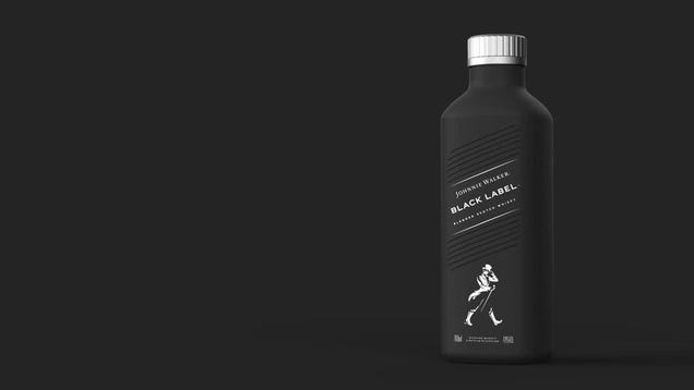 Johnnie Walker Will Soon Come in Paper Bottles, but Let s Not Cheers to That Just Yet