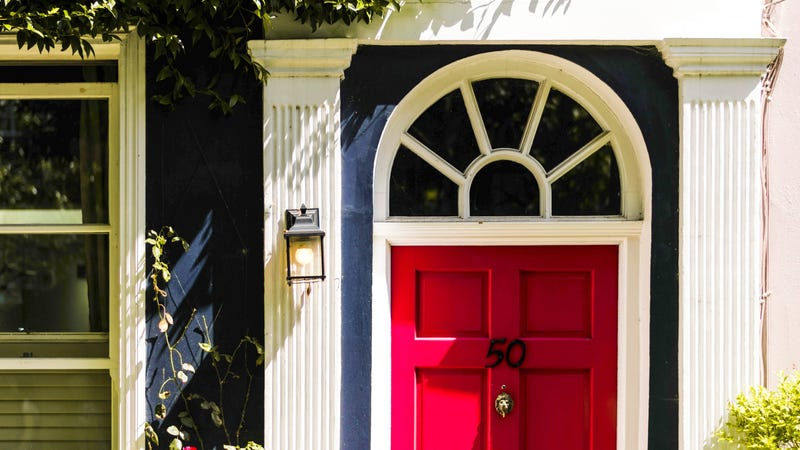 How to Spruce Up Your Home's Entryway for Less Than $100