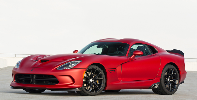 Illustration for article titled This Is Your Last Chance Ever To Order A New Dodge Viper