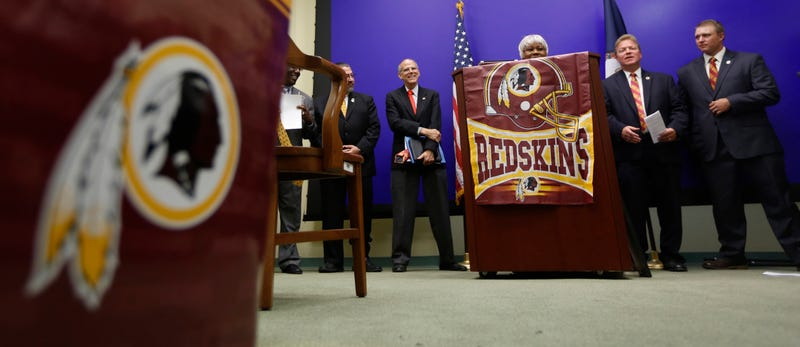 Illustration for article titled Political Blogger Hired By Redskins Resigns After Two Weeks