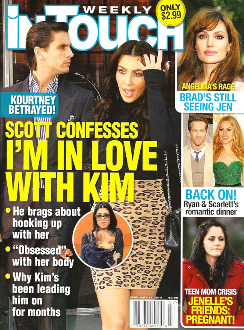 this week u0027s tabloids star diagnoses angelina u0027s twins with down