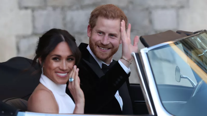 Illustration for article titled Are Prince Harry and Meghan Markle Coming to the States or What?