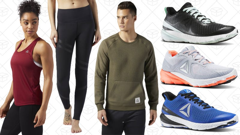 Extra 40% off outlet styles | Reebok | Use code FAMILY40