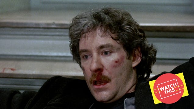 A notorious Kevin Kline flop preemptively spoofed the serial killer genre