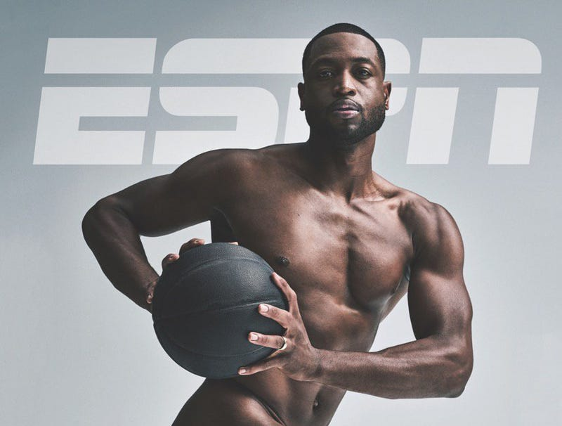 Cover of ESPN the Magazine's Body issueESPN