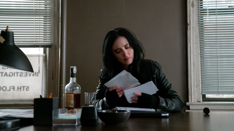 Illustration for article titled Krysten Ritter doesn't see herself playing Jessica Jones again