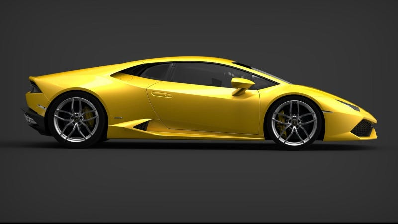 Illustration for article titled Lamborghini Hurácan LP610-4: Wait, This Might Actually Be It