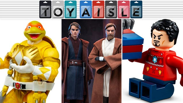 The Best Toys of the Week Come Dressed for Success