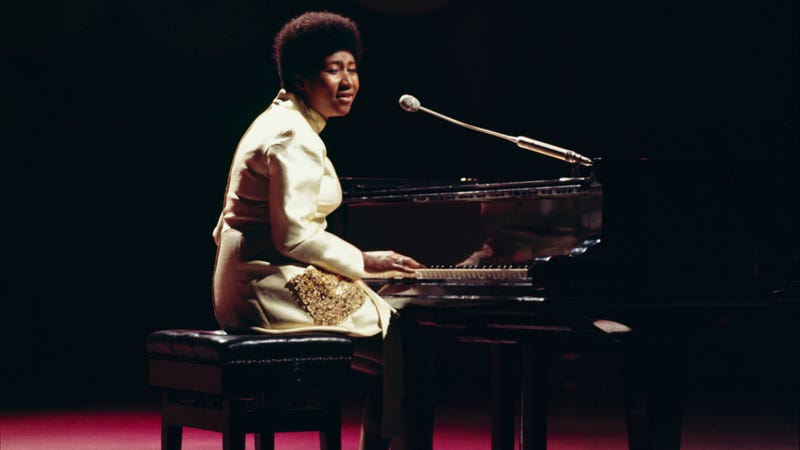 Illustration for article titled Last Call: Aretha Franklin, an underrated pianist