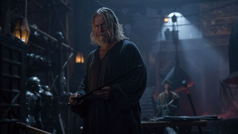 Illustration for article titled Witch-hunter Jeff Bridges is the most interesting part of the mostly dull Seventh Son
