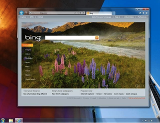 Illustration for article titled Did Microsoft Just Leak Internet Explorer 9's New Interface?