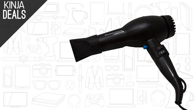 Illustration for article titled Your Favorite Blow Dryer Is Cheap Today
