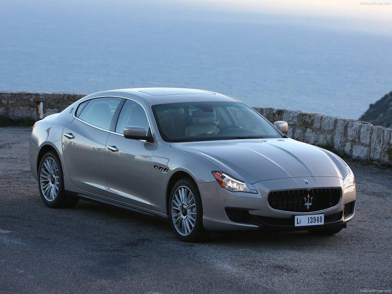 Illustration for article titled I Don't Like the New Maserati Quattroporte