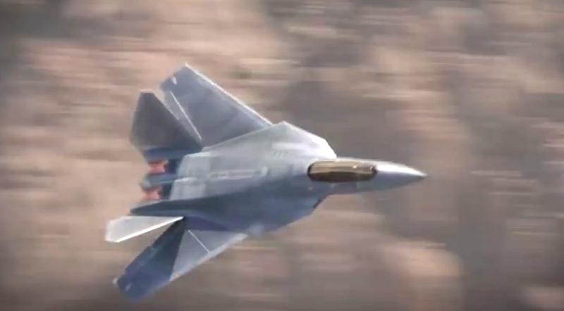 Illustration for article titled Trump aplaude el envío a Noruega de varios cazas F-52, que solo existen en el videojuego Call of Duty
