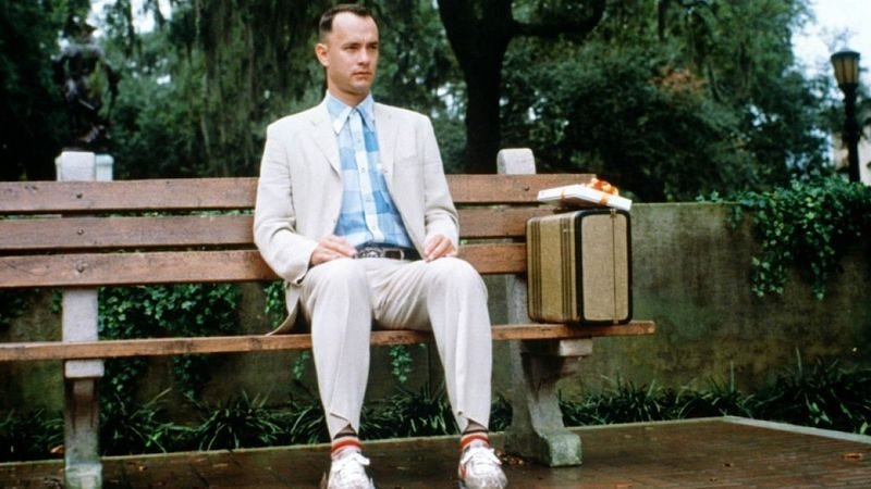 Illustration for article titled Possibly confused readers name Forrest Gump best Oscar victor of last 64 years