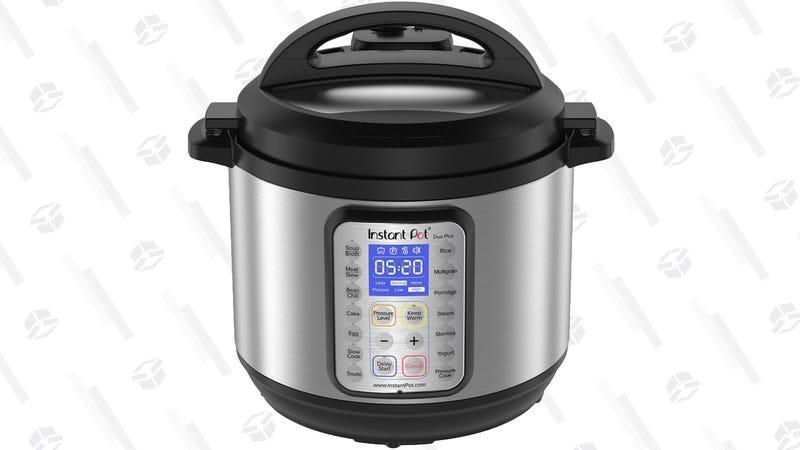 Instant Pot DUO Plus 8 qt. | $90 | Amazon