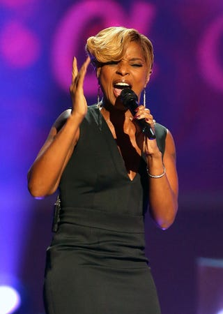 Mary J. Blige (Frederick M. Brown/Getty Images)
