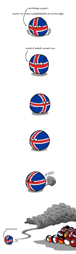 Illustration for article titled Daily Polandball: Woah, its 2010 Again